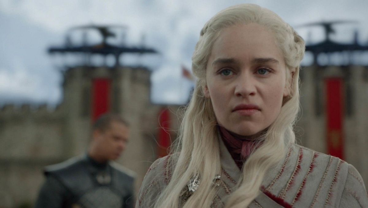 Emilia Clarke Game of Thrones Season 8