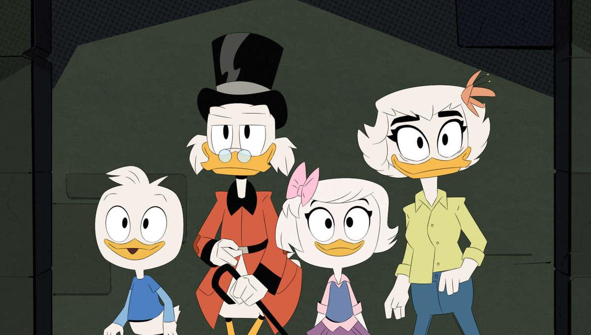 DuckTales Matilda Duck