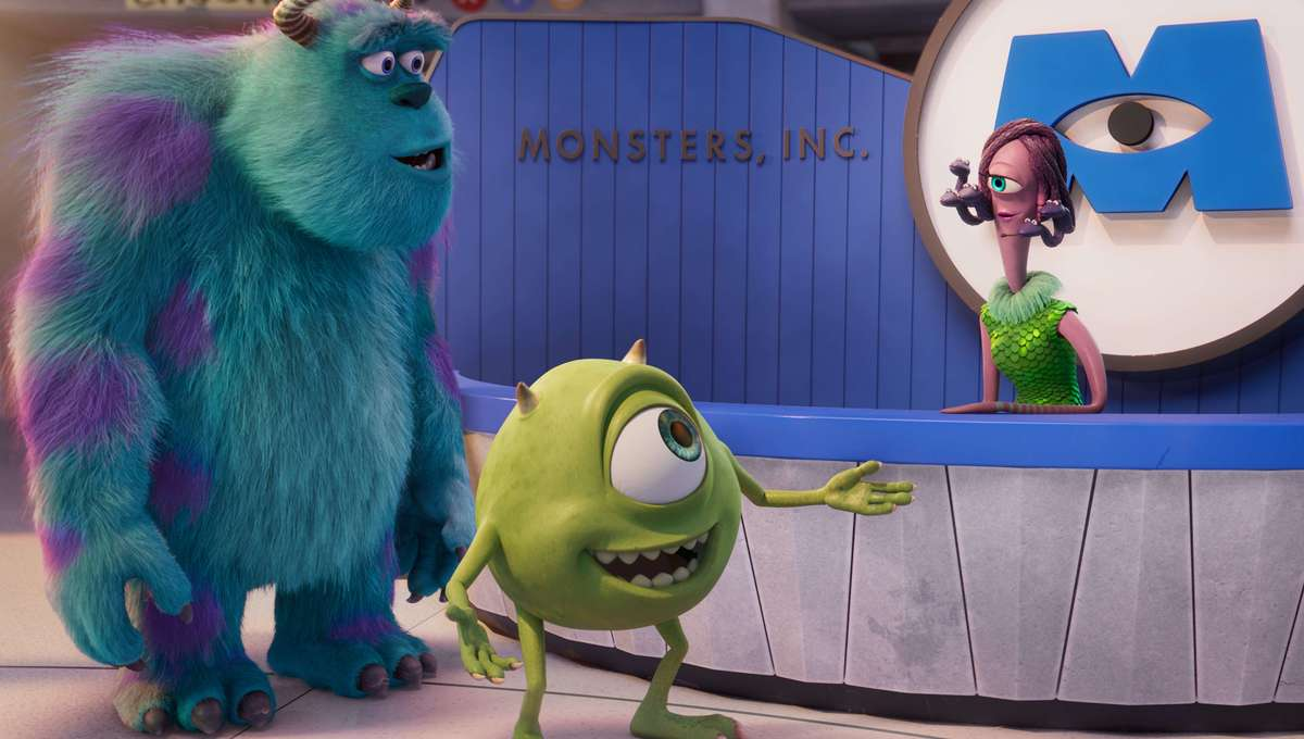 Monsters At Work Preview Mike Sully