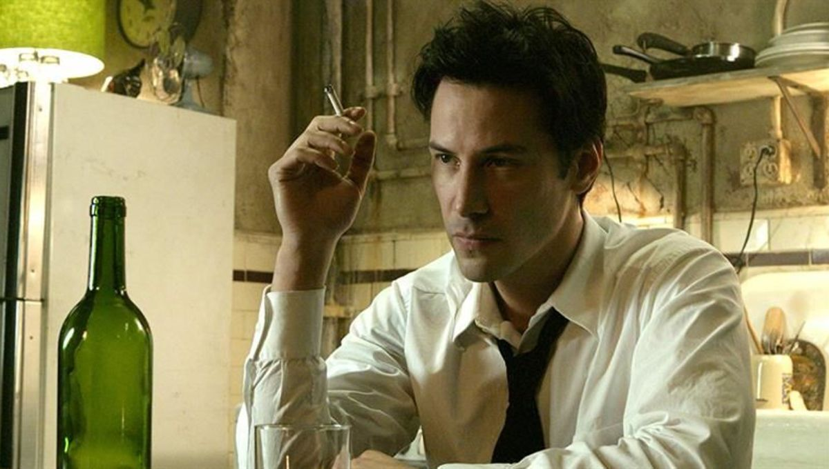 Keanu Reeves in Constantine