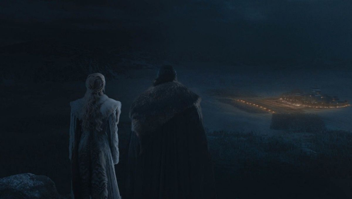 Game of Thrones Season 8 - The Long Night
