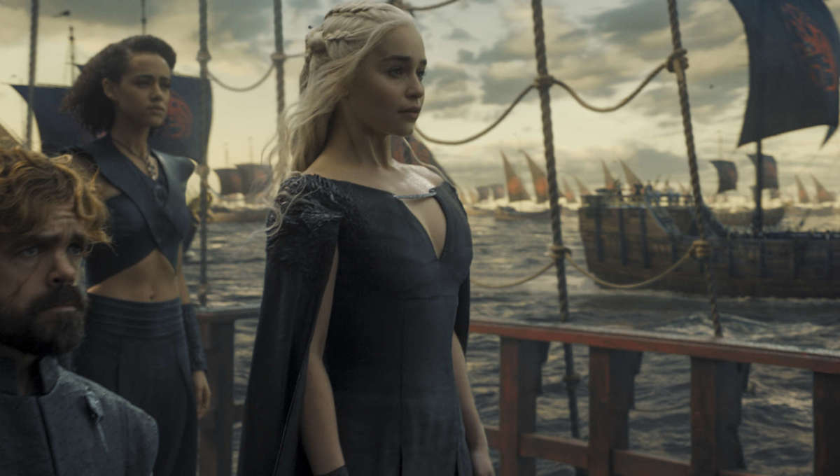 Game of Thrones Danaerys Emilia Clarke