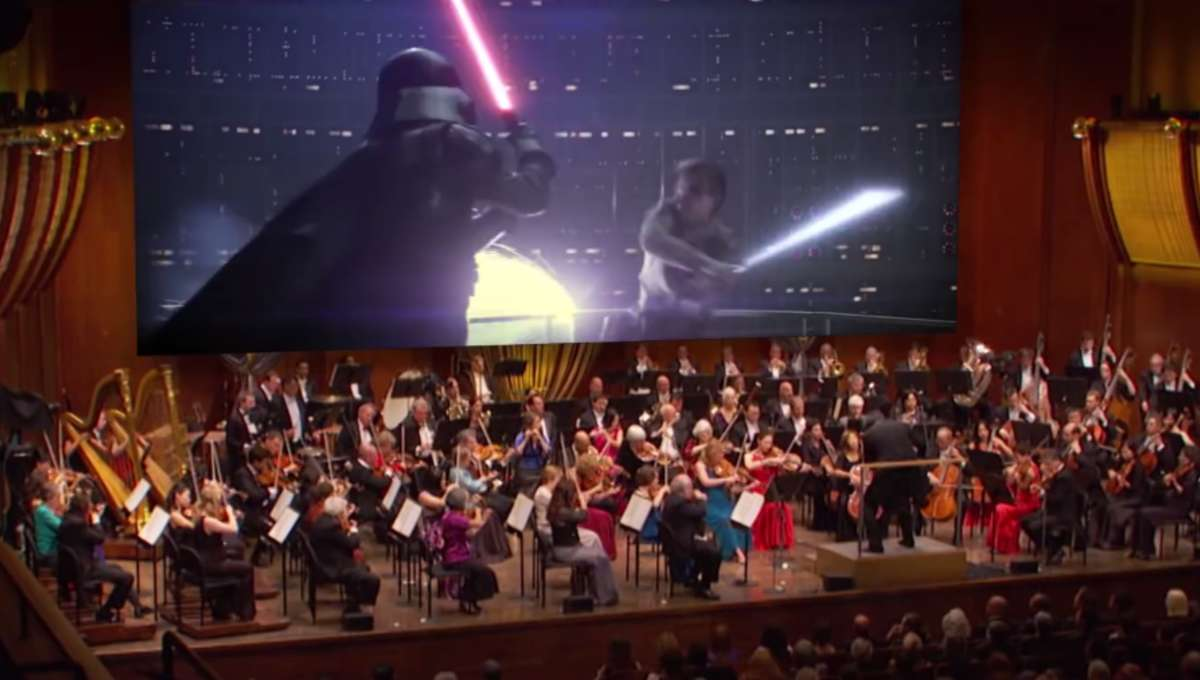 Star Wars — Film Concert Series
