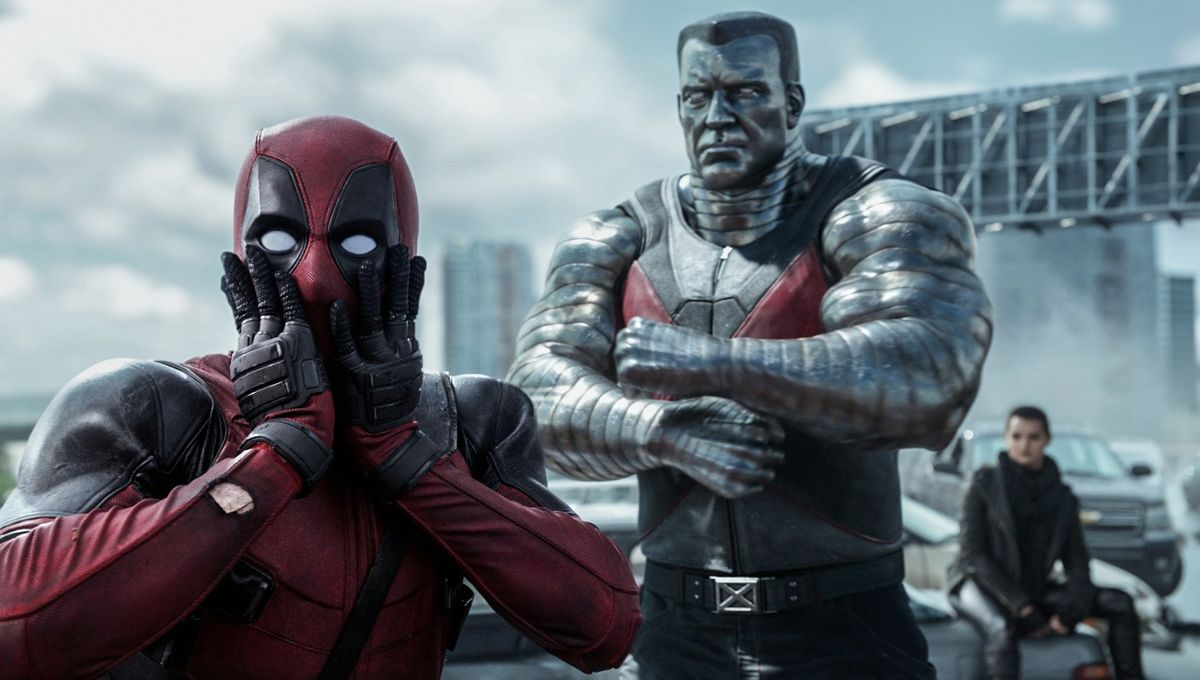 Colossus, Deadpool 2, Stefan Kapicic