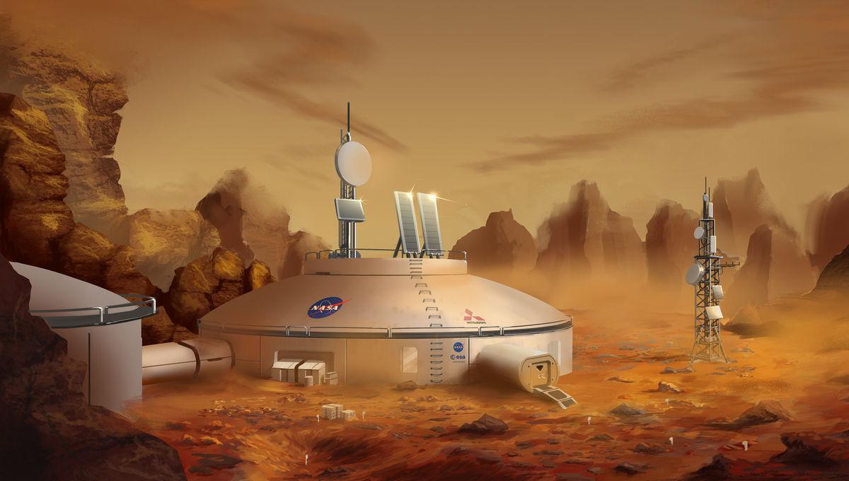NASA Mars base by Alexey Rubakin.jpg