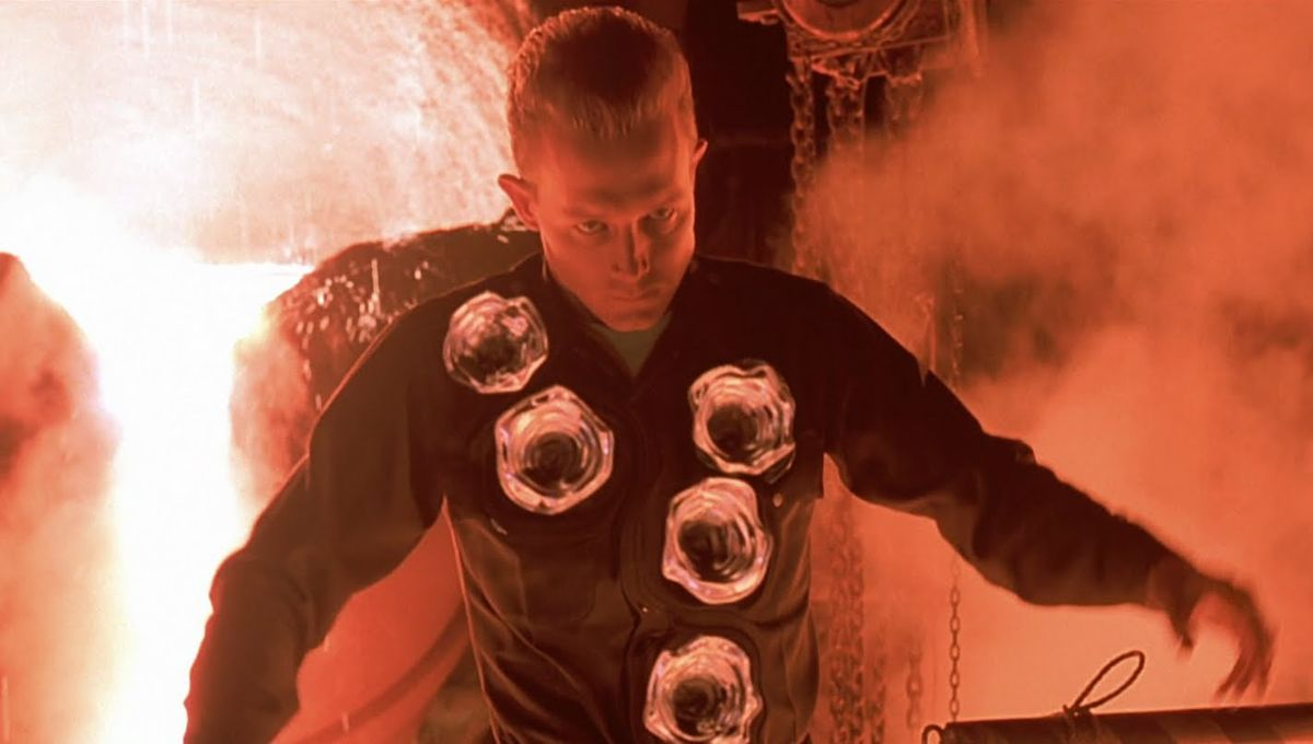 SYFY - Billy Idol was supposed to play the T-1000 in Terminator 2 | Billy  Idol was supposed to play the T-1000 in Terminator 2