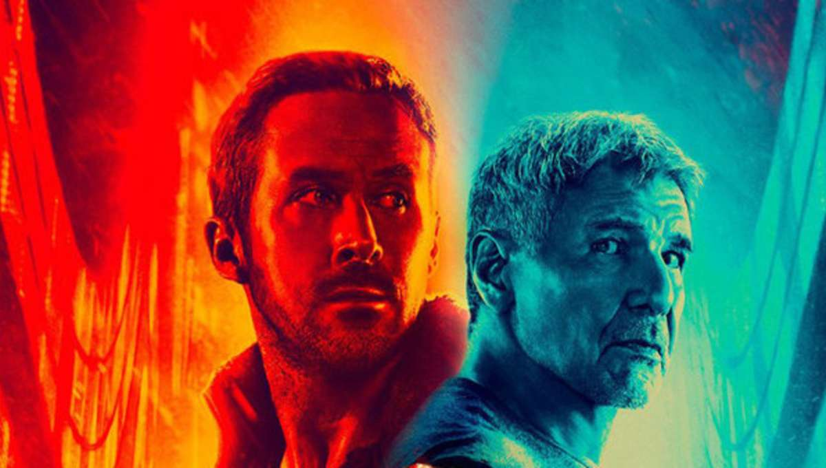 Syfy Ryan Gosling And Harrison Ford Command Two New Blade Runner