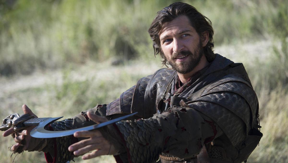 Daario Naharis in Game of Thrones