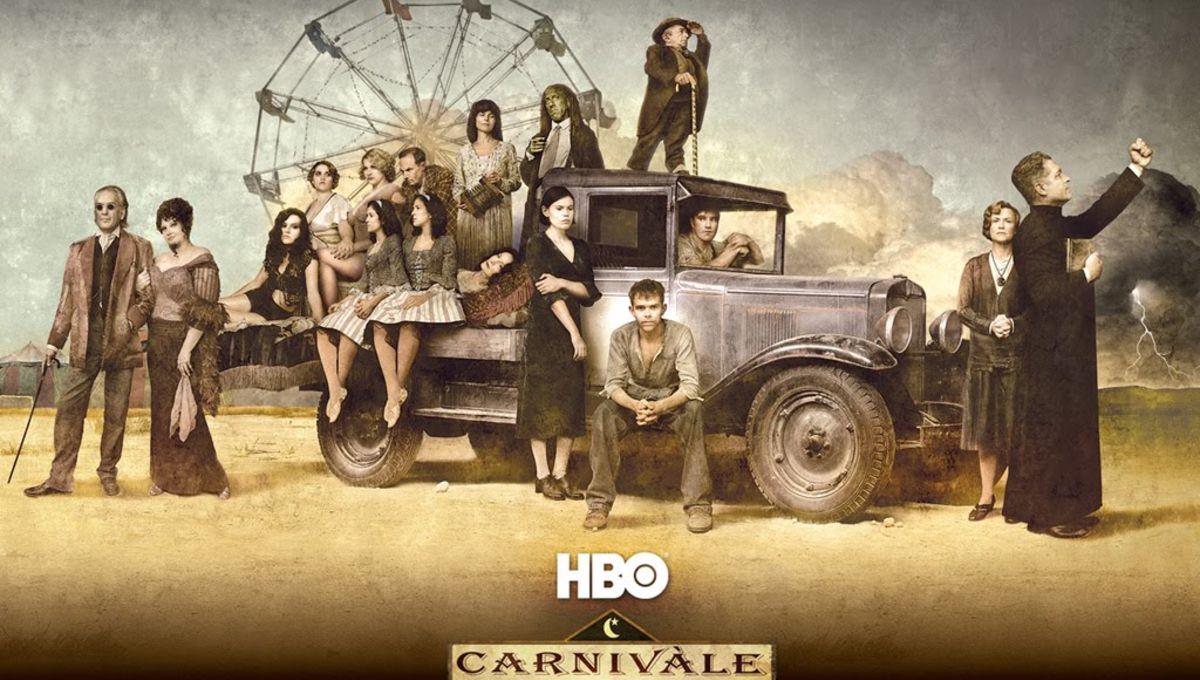 You should be watching: Carnivàle