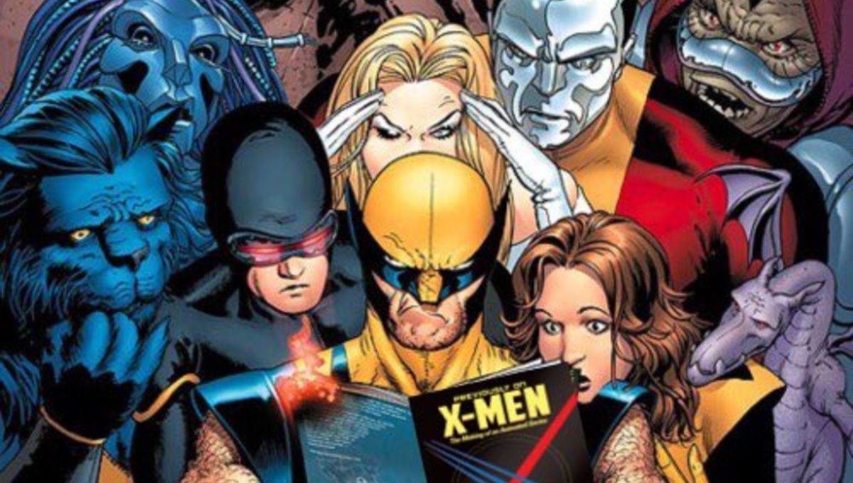 Previously on X-Men