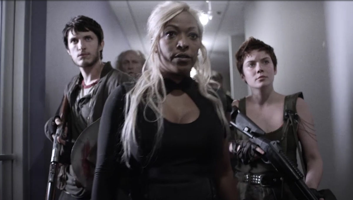 "Z Nation's ""We Interrupt This Program"""