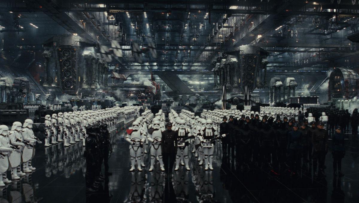 star wars the last jedi first order