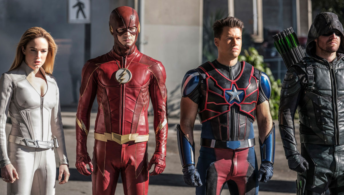 Arrowverse Crossover Event, Crisis on Earth-X