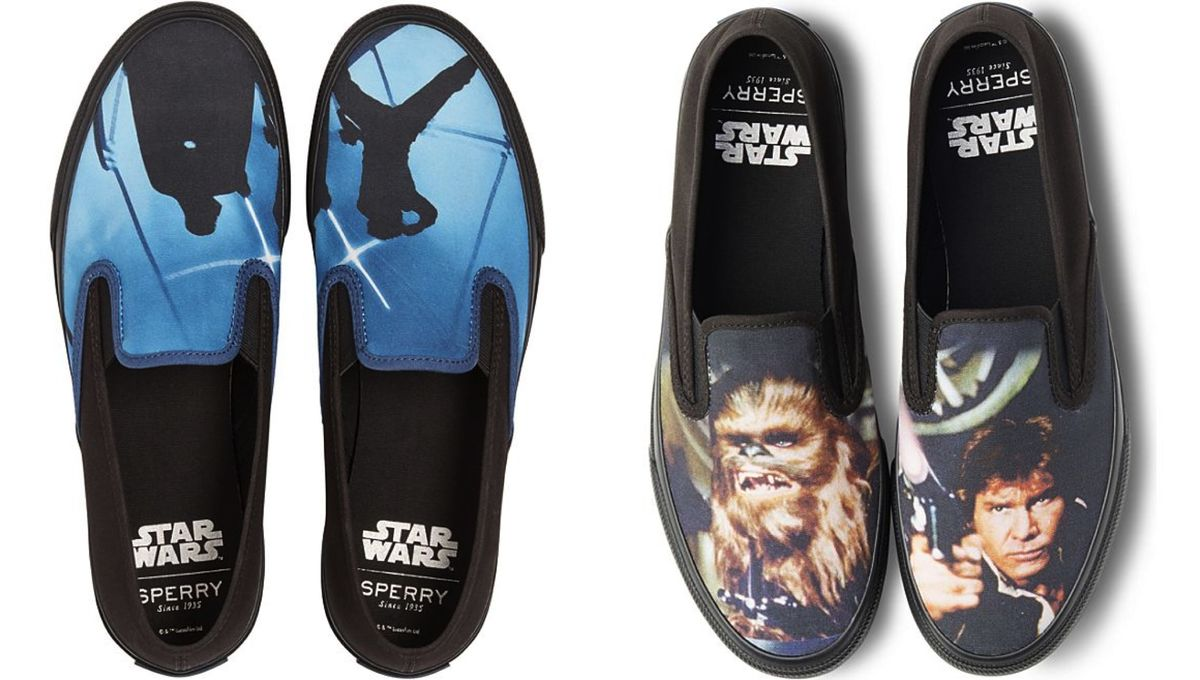 sperry star wars shoes