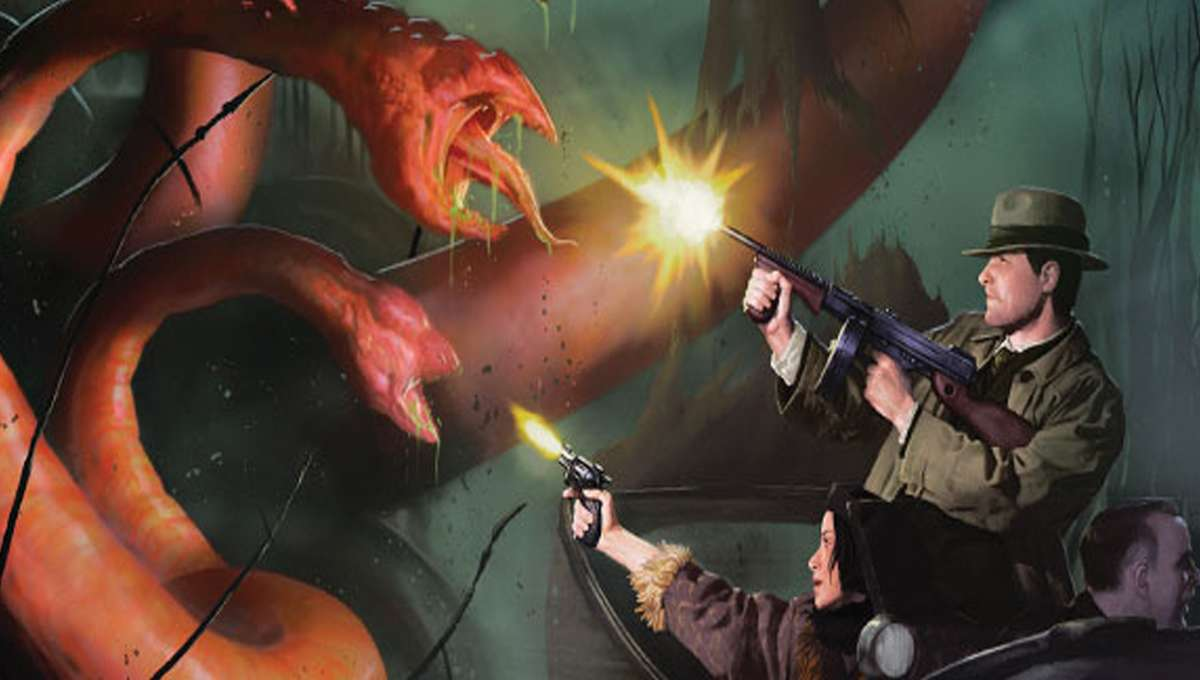 Fantasy Flight Games Arkham Horror game