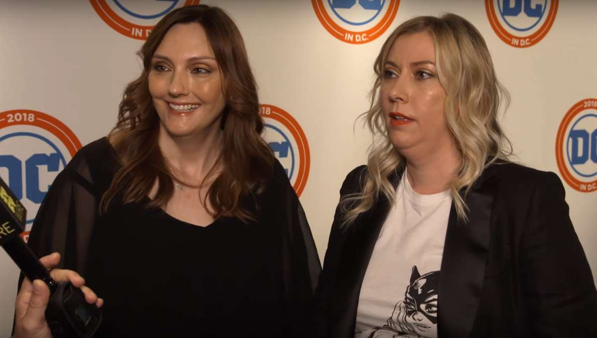benson sisters syfywire screengrab
