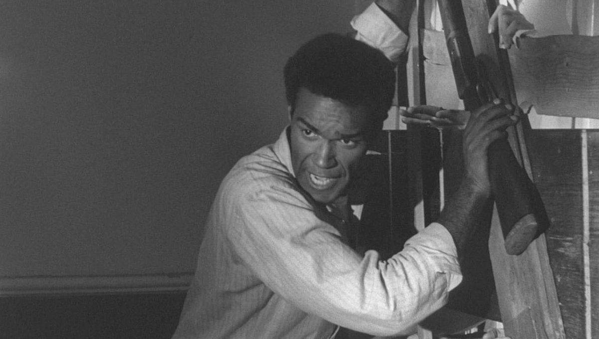 Night of the Living Dead Duane Jones