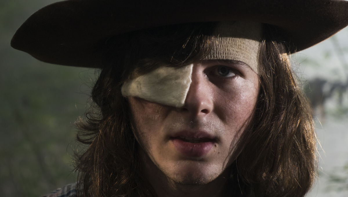 The Walking Dead episode 809 - Honor - Carl