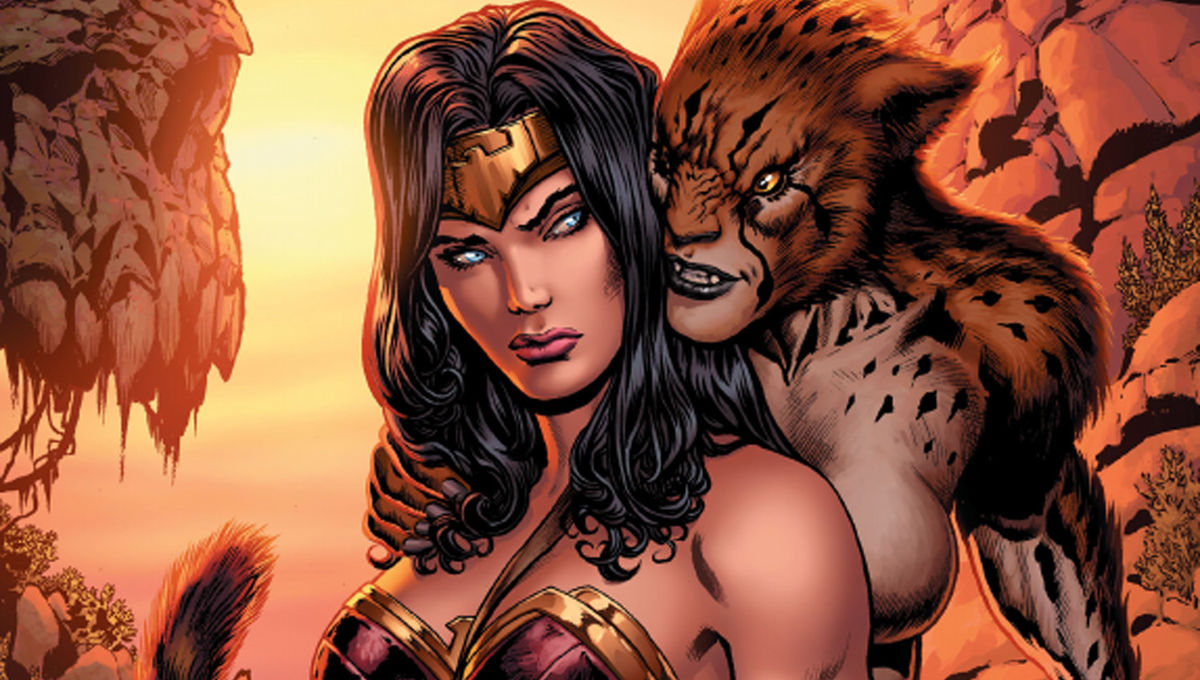 4 Cheetah stories we'd like to see in Wonder Woman 2