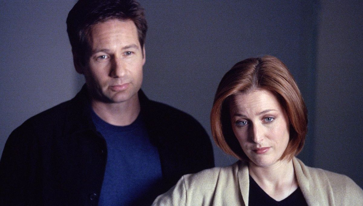 The X-Files Alone hero