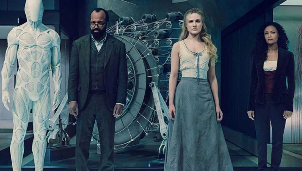 Westworld Season 2 Key Art