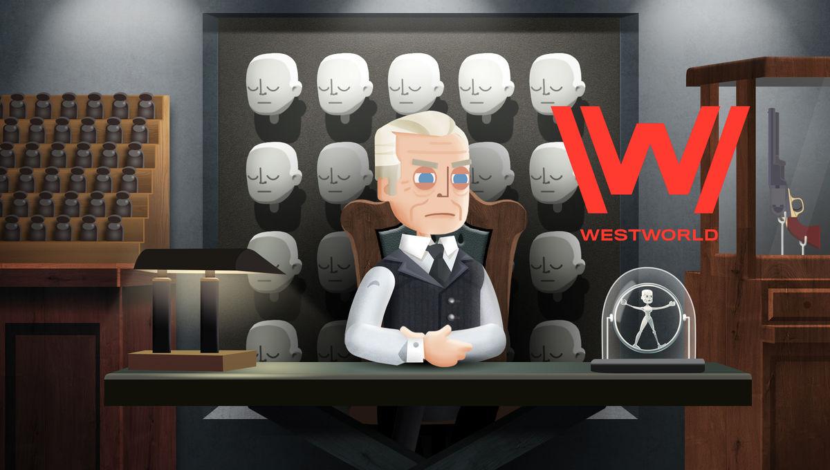 westworld game ford