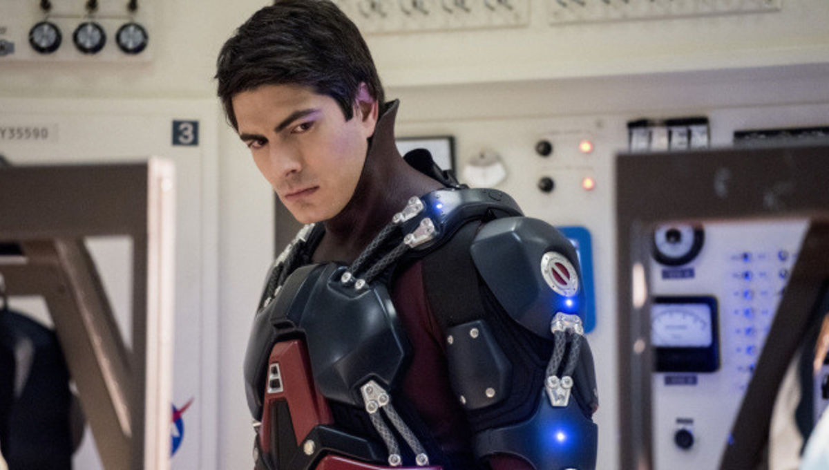Brandon Routh in DC's Legends of Tomorrow