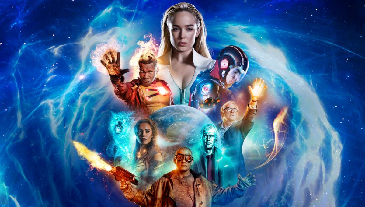 Dc S Legends Of Tomorrow Is The Best Superhero Show You Re Not