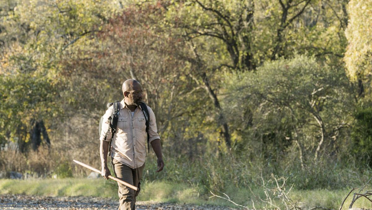 Fear the Walking Dead episode 401 - Morgan