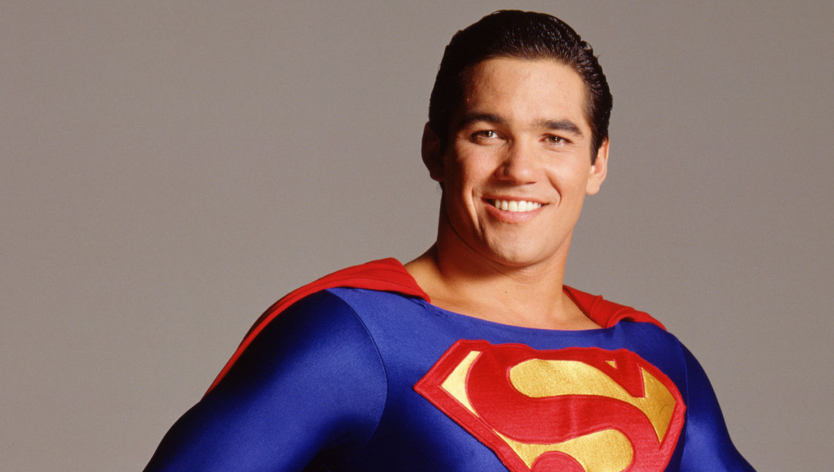 LOIS & CLARK: THE NEW ADVENTURES OF SUPERMAN Dean Cain