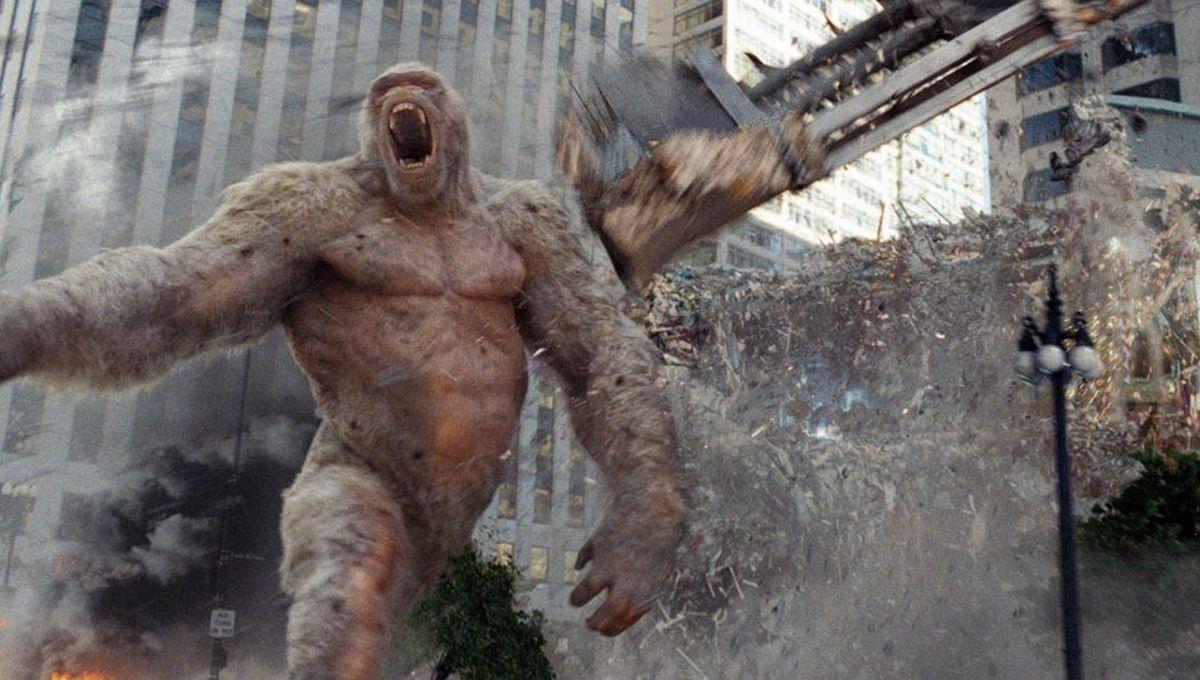 Rampage ape hero