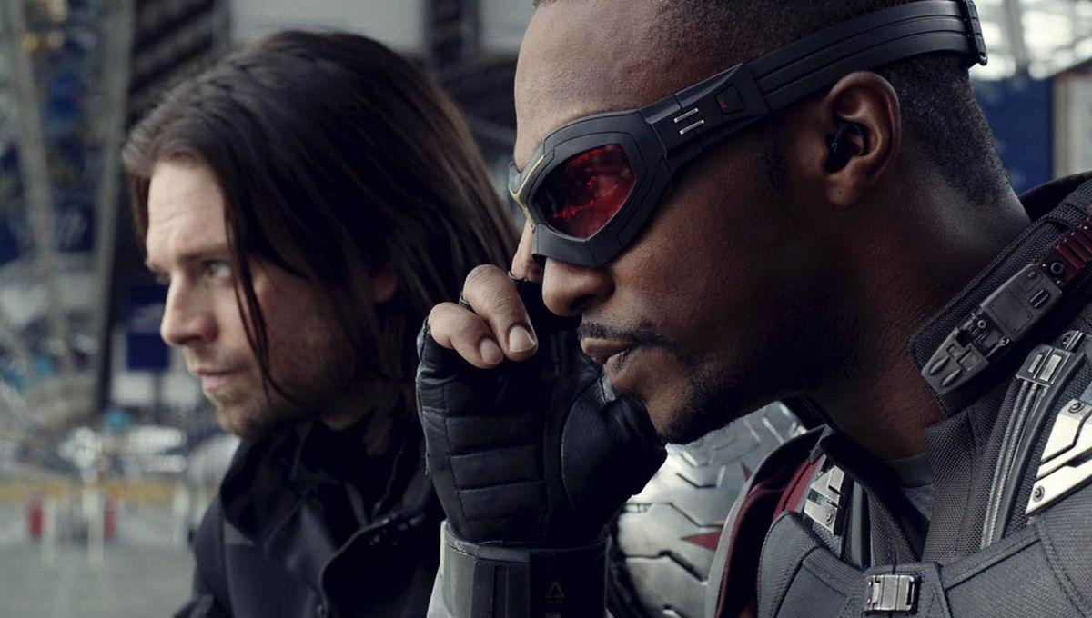 Falcon and Winter Soldier, Captain America: Civil War