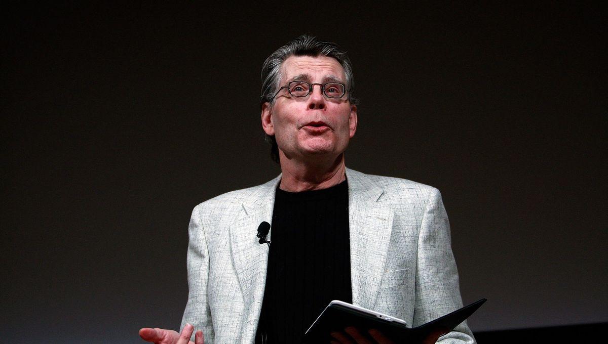 Stephen King Reading