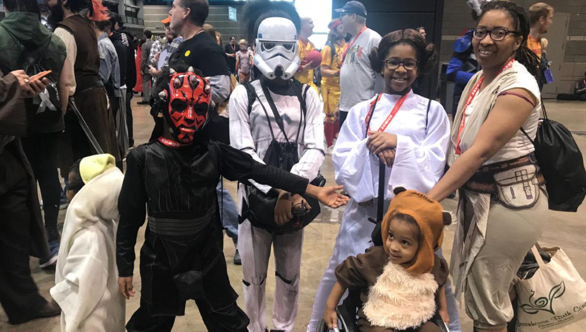 Cosplay, Cosplayers, Star Wars Cosplay