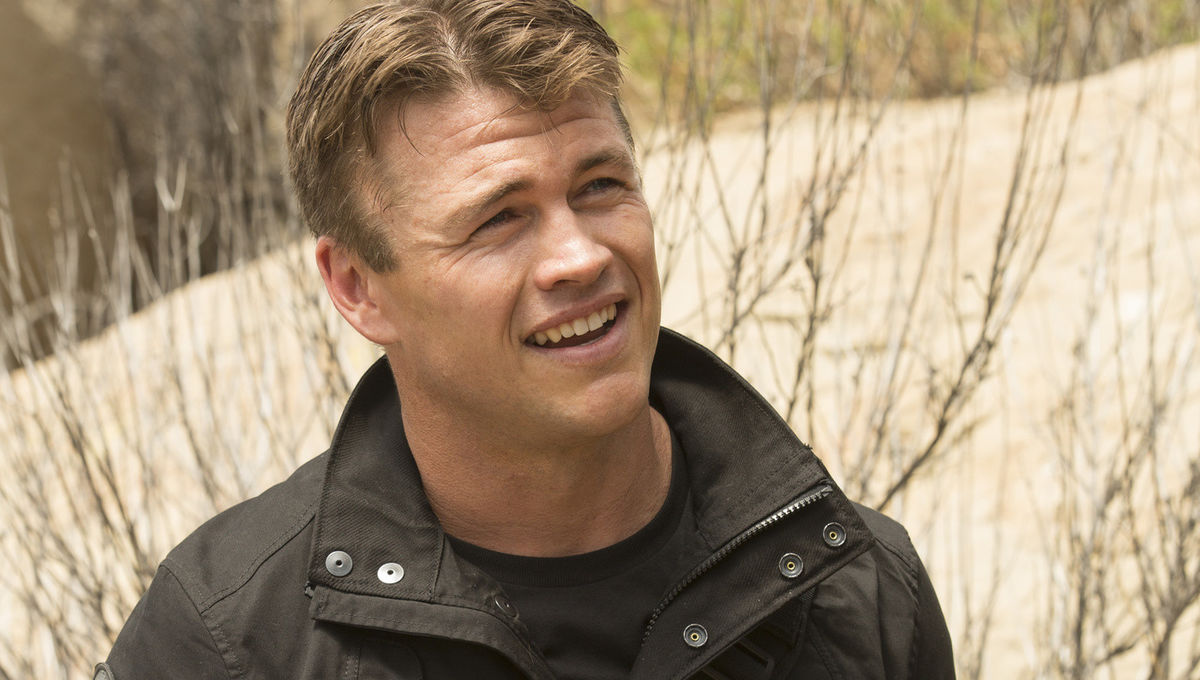 Luke Hemsworth Westworld HBO