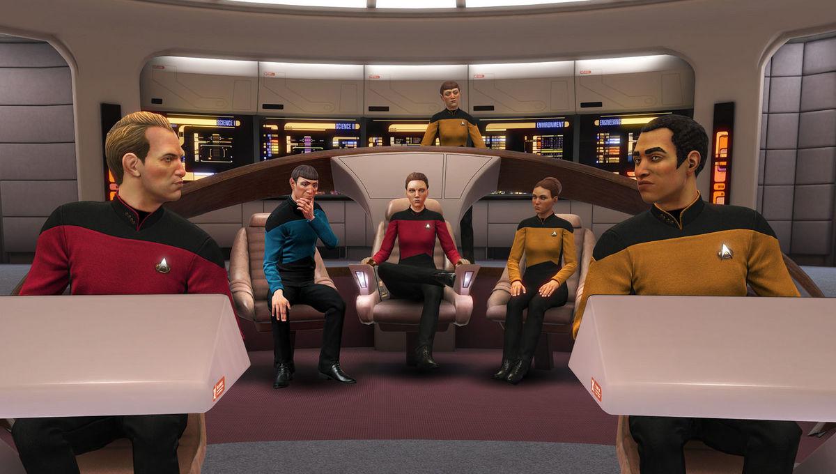 Star Trek: Bridge Crew