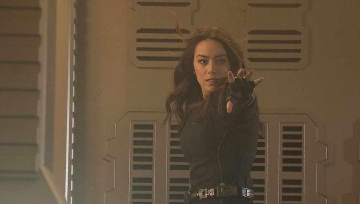 daisy johnson agents of shield