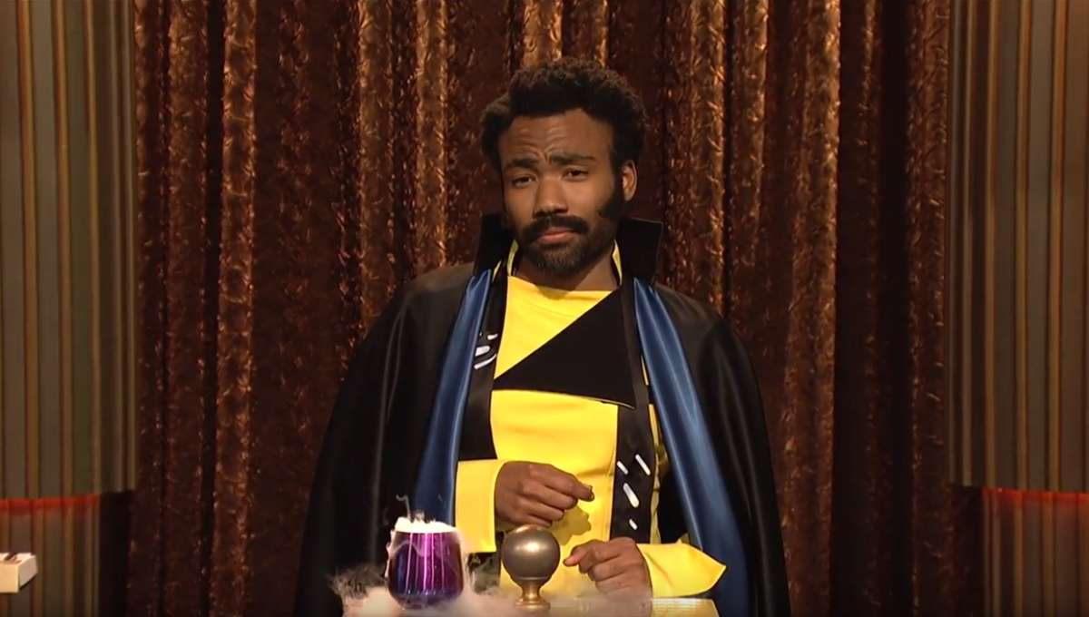 Donald Glover, Lando, Saturday Night Live