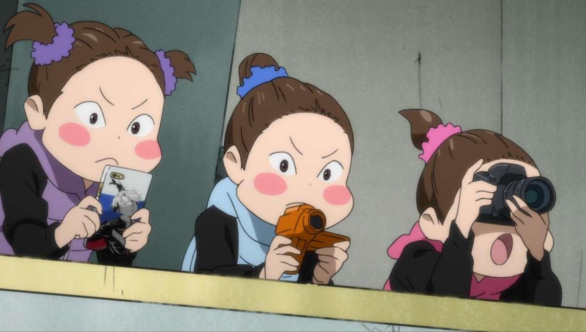 Yuri on Ice - Triplets