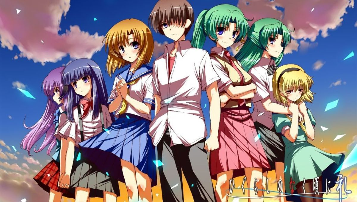 Higurashi No Naku Koro Ni Is The Unsung Feminist Anime You Should