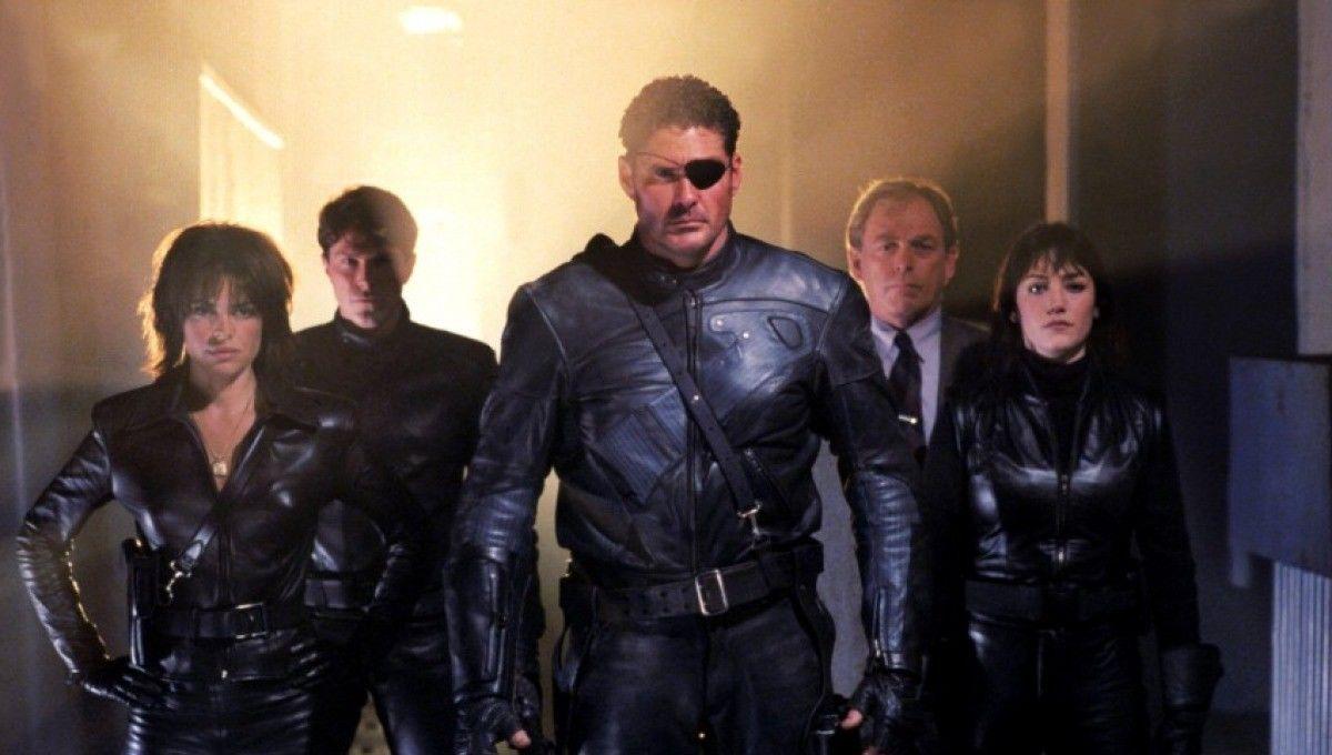 Nick Fury: Agent of Shield