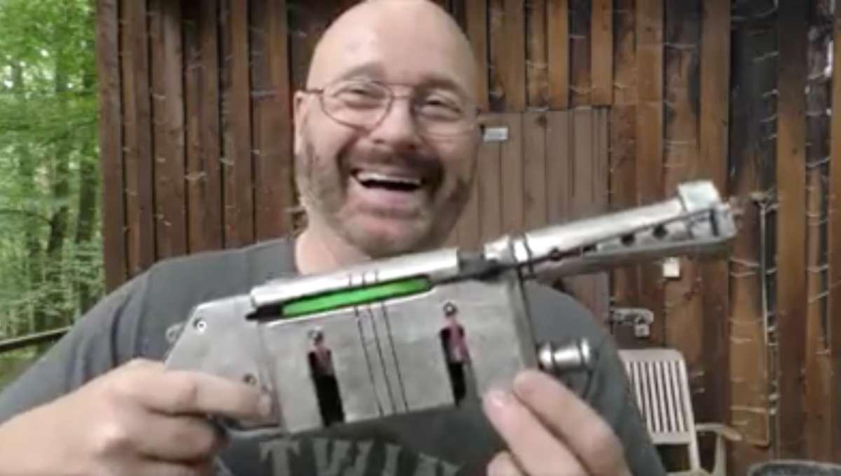 Star Wars NN-14 blaster