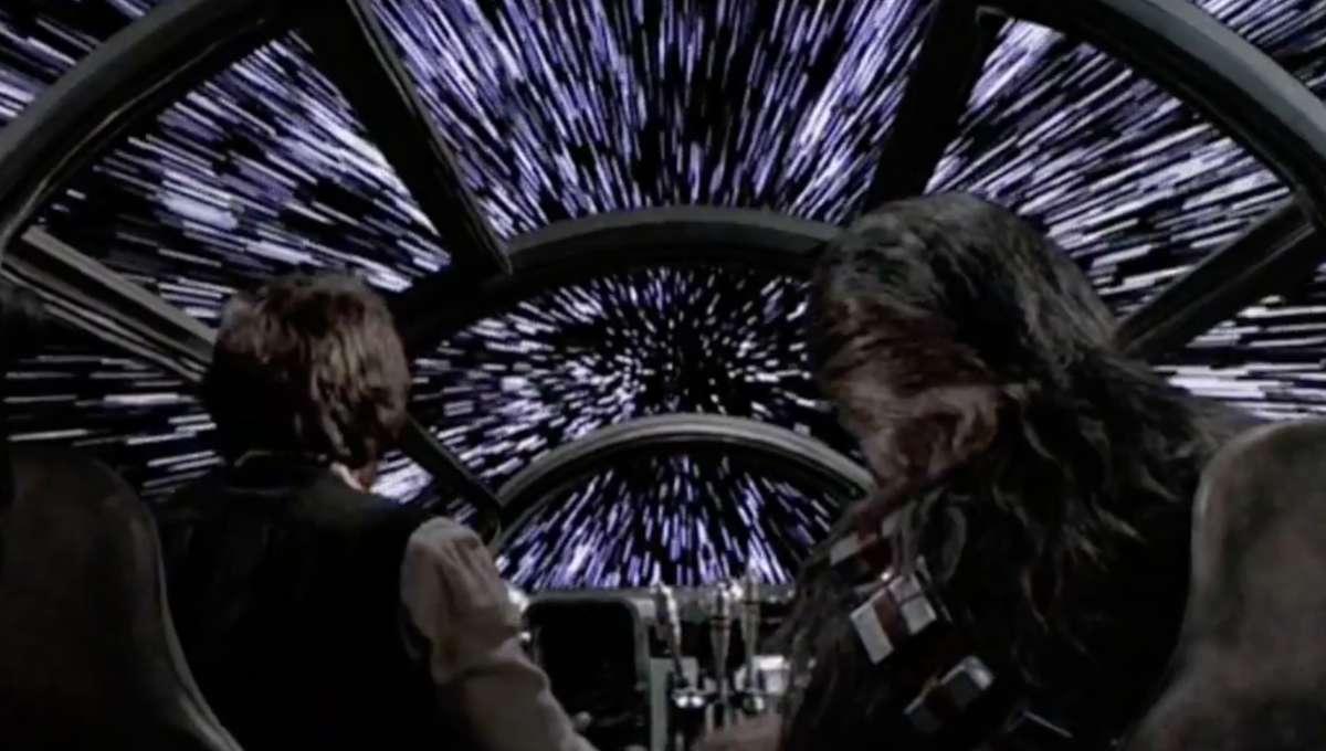 The Millennium Falcon, Star Wars