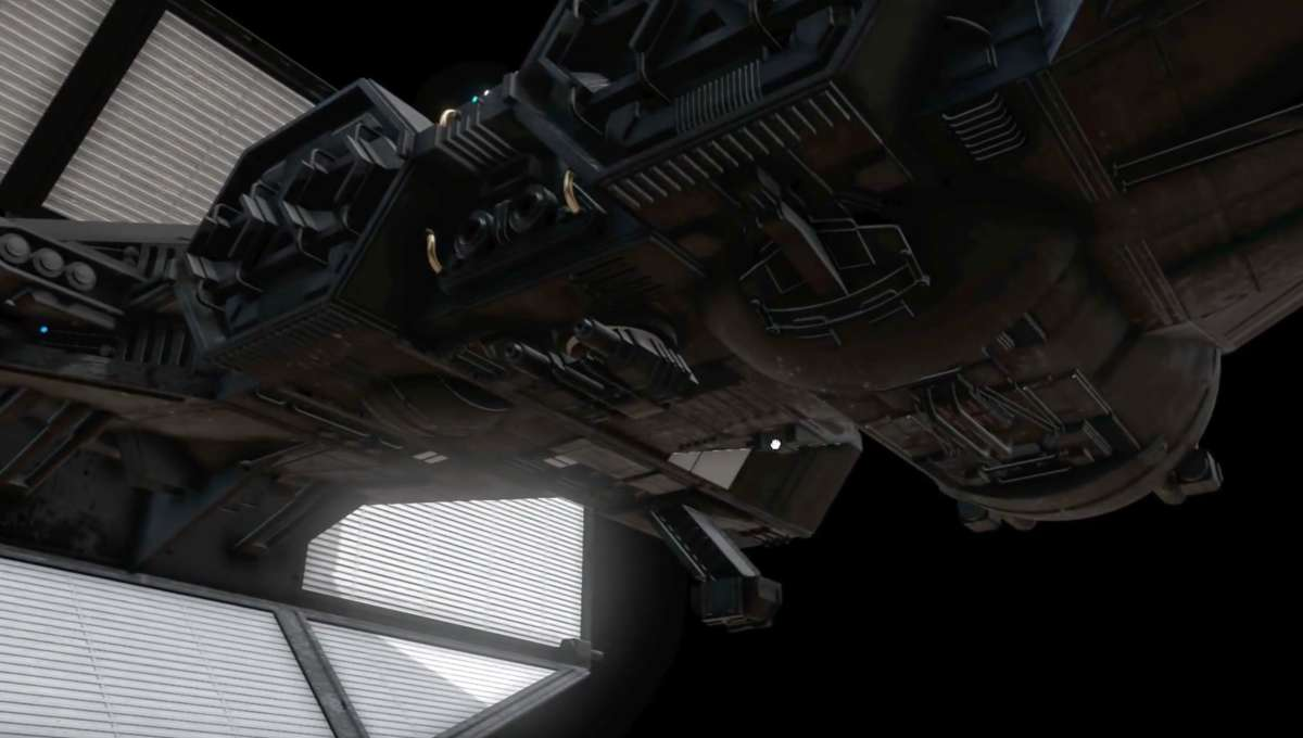 Star Wars TIE Bomber fan design