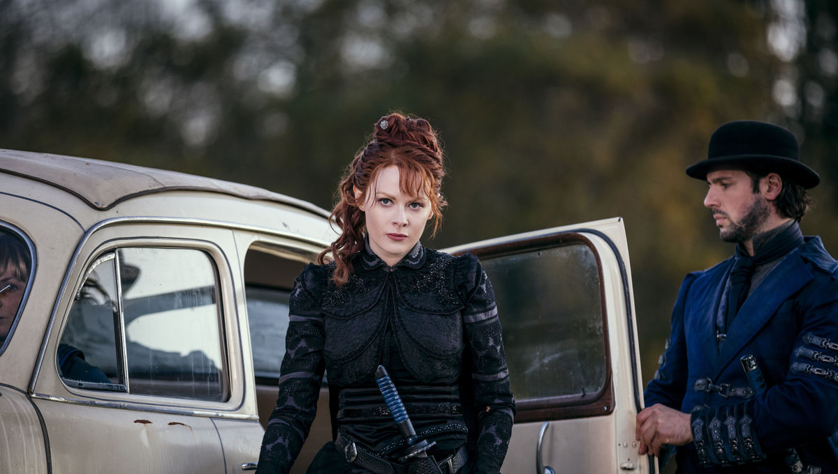 Into the Badlands 306, Widow