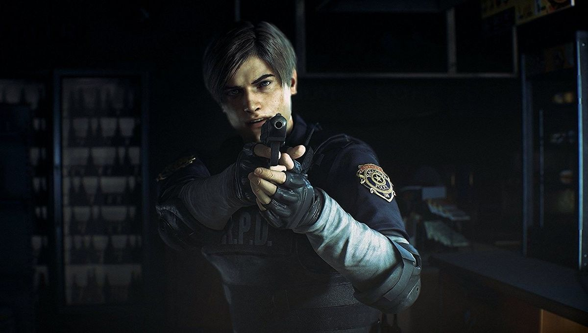 Can Resident Evil 2 Eclipse The Original Playstation Classic