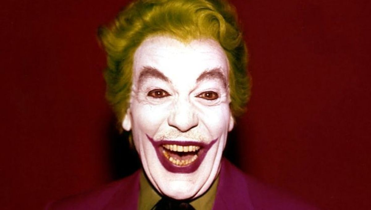 The Joker Cesar Romero