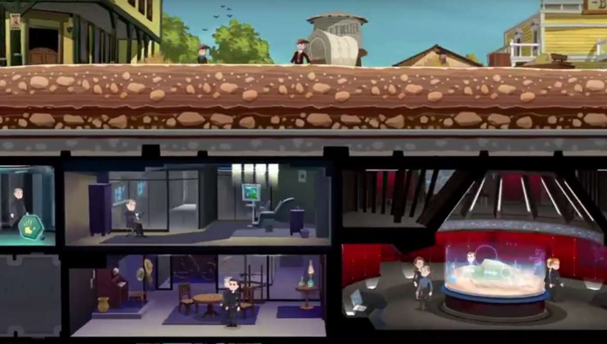 Westworld mobile game