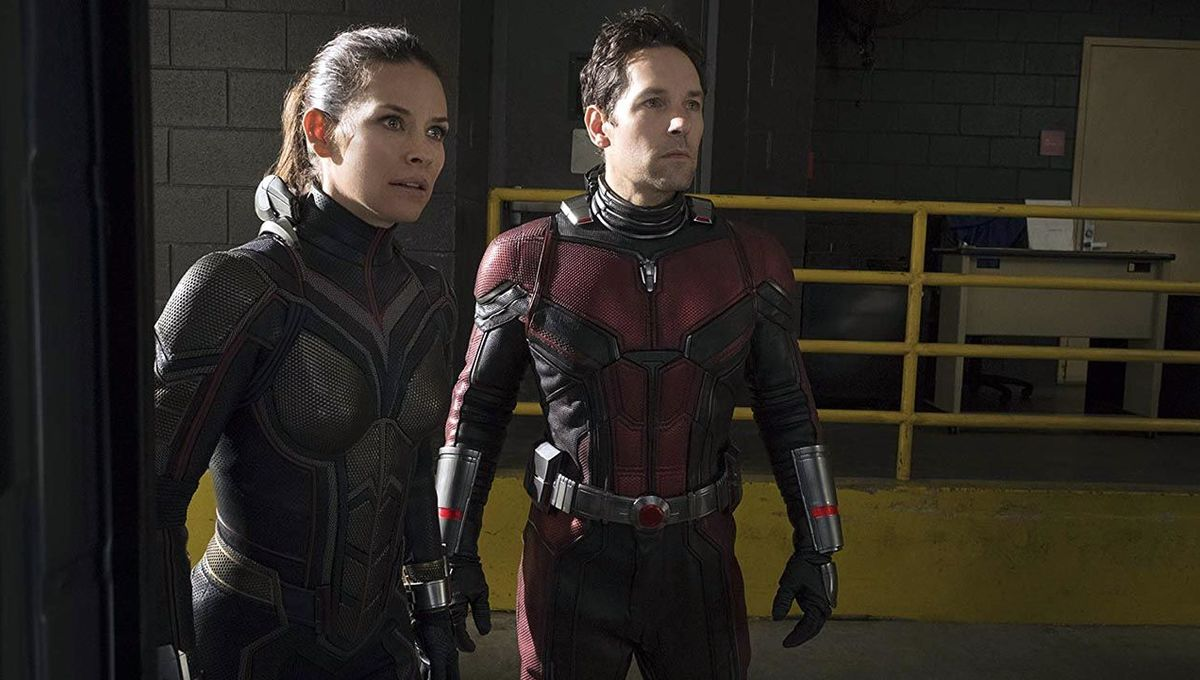 Ant-Man and the Wasp unmasked hero
