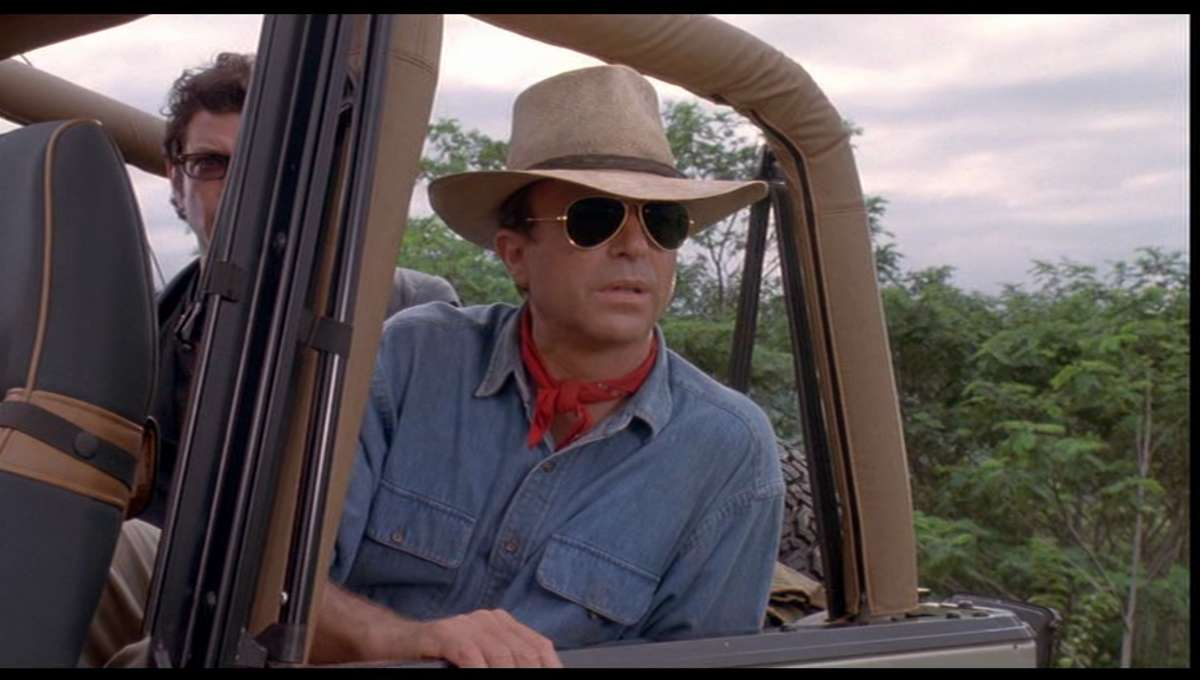 Jurassic Park Sam Neill